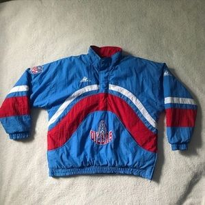 Tennessee Oilers Pro Line Jacket